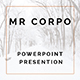Corpo - Creative Powerpoint Template