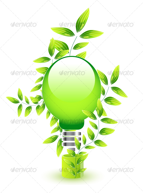 Environmental light bulb design - Technology Conceptual