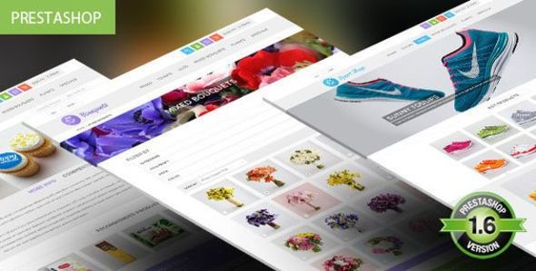 Image of ButterFly Responsive Multipurpose Prestashop Theme