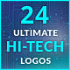 Ultimate Hi-Tech Logo Generator