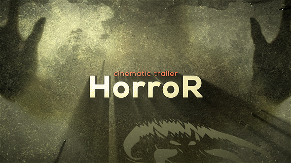 Download The Horror Cinematic Trailer nulled download