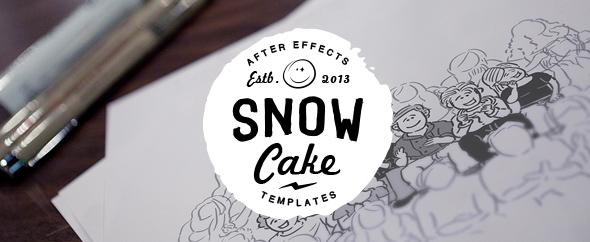 Snowcake videohive