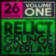 Relict Grunge Overlays Volume 1 (26 pack)