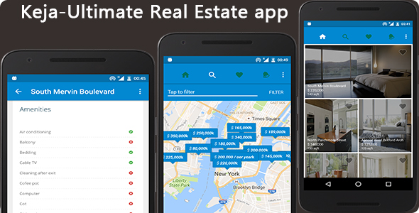 Keja - Real Estate App