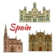 Historic Buildings And Architecture Of Spain