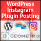 AutoPosting to Instagram - WordPress Instagram Plugin Posting