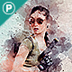 Watercolor Paint Photoshop Action-Graphicriver中文最全的素材分享平台