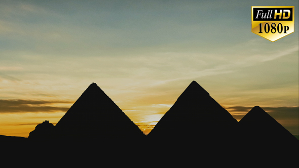 Download Pyramids Sunset nulled download