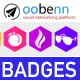 BADGES SYSTEM for OOBENN