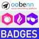 BADGES SYSTEM for OOBENN