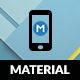 Materialise | Mobile & Tablet Responsive Template