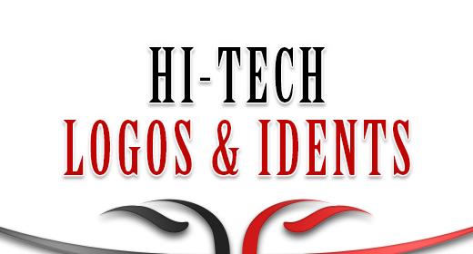 Logos & Idents - Hi-Tech