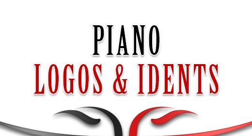 Logos & Idents - Piano
