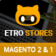 Etrostore - Multipurpose Responsive Magento 2 & 1 Theme