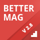 BetterMag - Magazine, Blog and Newspaper WordPress Theme