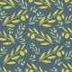 Seamless Olive Bunch Fabric Pattern. Pastel Colors