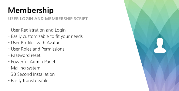 Download 321 Membership - User Login, Membership and User Management nulled download
