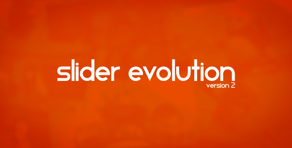 CodeCanyon jQuery Slider Evolution 270714