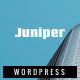 Juniper - Personal WordPress Blog Theme