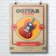 Guitar Festival Flyer