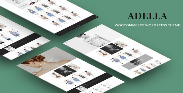 Download Adella - Universal WooCommerce Theme nulled download