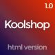 KoolShop - Multi-Purpose Ecommerce HTML Template