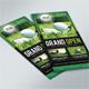 Golf Club DL Flyer 02