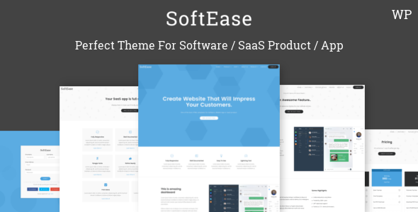 Download SoftEase - Multipurpose Software / SaaS Product WordPress Theme nulled download