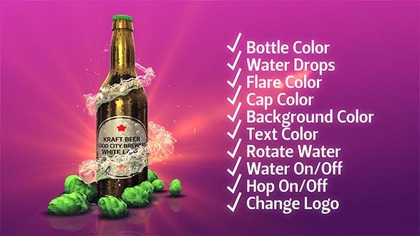 VideoHive Beer Kit 17969027