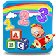 Baby Quiz Alphabet And Numbers IOS Version