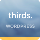 thirds. - Columns WordPress Blog and Magazine Theme