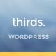 thirds. - Columns WordPress Blog and Magazine Theme