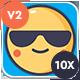 Animated Emojis V2