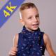 Cute Fashion Kid