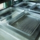 Press Molds For Production Of Plastic Containers For Food Storage