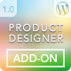 Fancy Product Designer Plus Add-On | WooCommerce/WordPress