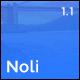 Noli - Responsive Coming Soon Template