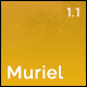 Muriel - Responsive Coming Soon Template