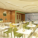 Classic Restaurant interior 168