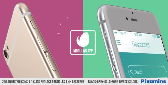 Download Modular App Promo nulled download