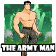 Barechest Army Men