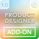 Fancy Product Designer Plus Add-On | jQuery