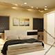 Realistic Master bedroom 173
