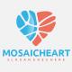 Mosaic Heart Logo