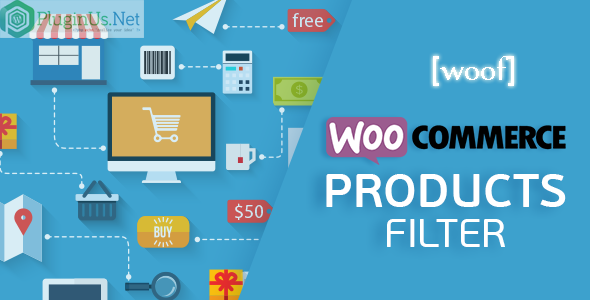 WOOF 2.1.6.1 - WooCommerce Products Filter