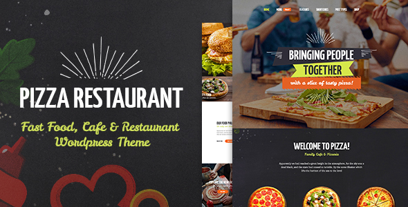 Download Pizza Restaurant - Fast Food, Cafe & Restaurant WordPress Theme nulled download