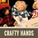 Crafty Hands–Courses<hr/> Training</p><hr/> Workshops WP Theme&#8221; height=&#8221;80&#8243; width=&#8221;80&#8243;> </a></div><div class=