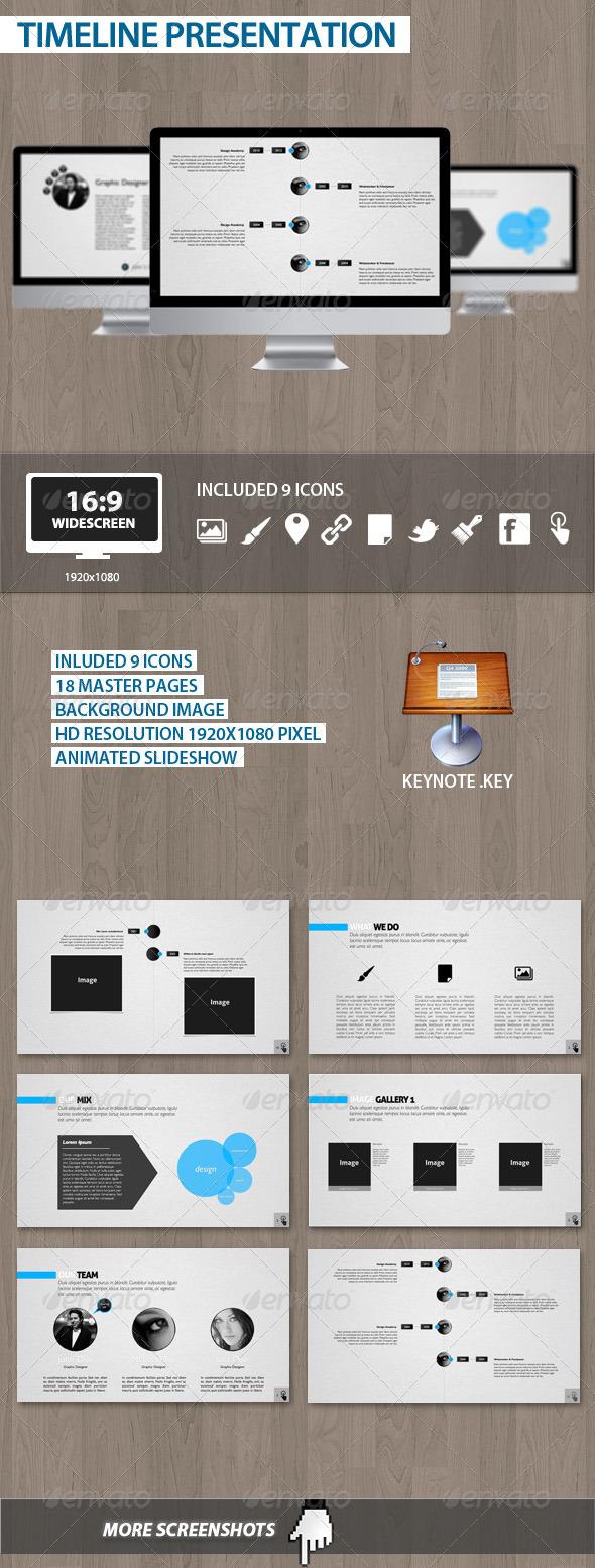 timeline presentation graphicriver. Black Bedroom Furniture Sets. Home Design Ideas