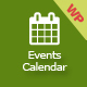 Tiva Events Calendar For WordPress