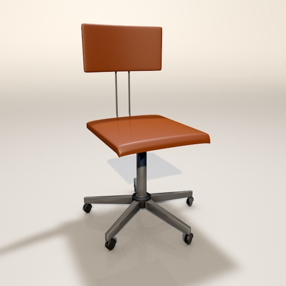 3DOcean Office Chair 1785094